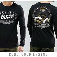 Kaos Rx King Gold Engine