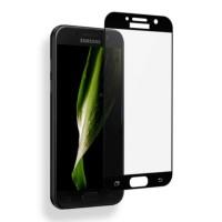 Tempered Glass 5D Samsung A5 2017 FULL LEM - Anti Gores - Screen Guard