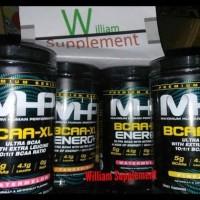 Bcaa Xl Amino Energy Mhp 10:1:1 Powder Wpi Wpc Bubuk 30 Serving 10X