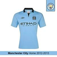 Jersey Umbro Manchester City 2012 2013 Baju Bola ManCity Retro 2018 18