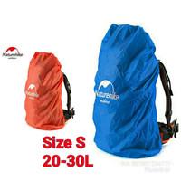 Naturehike Size S 20L 30L Rain cover bag tas ransel daypack Raincover