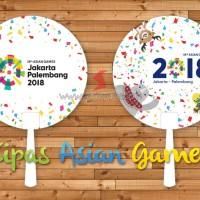 Souvenir Kipas Asian Games (Ready Stock)