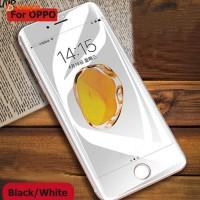 Tempered glass OPPO F5 A83 F1s A59 4D Kaca 9H Screen Guard Anti Gores
