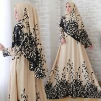 Gamis Fashion Muslim Arimby