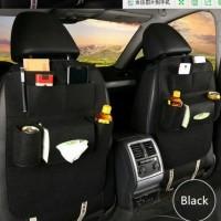Car Seat Organizer Tas Mobil Multifungsi Belakang Jok Tissue HP Payung