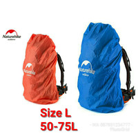 Naturehike size L 50L-75L Rain cover bag tas ransel daypack Raincover