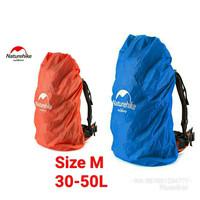 Naturehike size M 30L-50L Rain cover bag tas ransel daypack Raincover