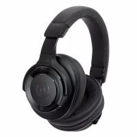 Audio Technica Wireless Over-Ear Headphones ATH-WS990BT - Black