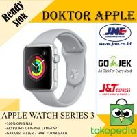 Apple Watch / iWatch Series 3 GPS 38mm Silver Aluminium with Fog Sport