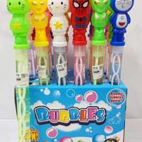 M135 Mainan Buble / Bubble Sabun STICK / Gelembung Tiup Balon Karakter