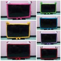 Bando Lis Sarung TV LCD LED Monitor 42 Inchi Karakter