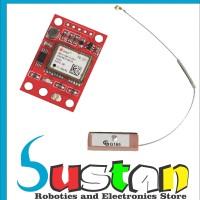 Ublox NEO-6M GPS Module NEO6MV2 with Flight Control for Arduino