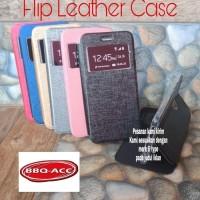 Flip Cover Asus Zenfone 2 Laser 5 ZE500KL Leather Case Sarung Dompet