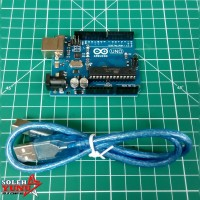 ARDUINO UNO R3 ATMEGA328 DIP + KABEL USB