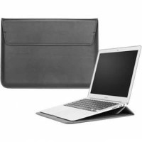 Sleeve Leather Case Laptop 13 Inch Asus Acer Macbook Sarung Tas Pouch