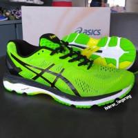 Sepatu Asics Gel Kayano 23 Lime Green T646N