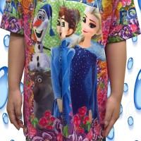 Baju Celana Setelan Anak Perempuan Frozen |1 STA 8H