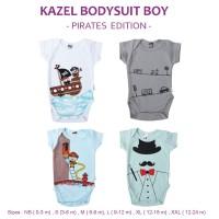 Kazel Bodysuit Boy Pirates Edition 0-24M