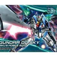 HG 1/144 HGBD Gundam 00 OO SKY Riku's Mobile Suit Build Divers BANDAI