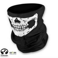Buff Bandana Masker Topeng Skull Tengkorak - motor. sepeda. hiking