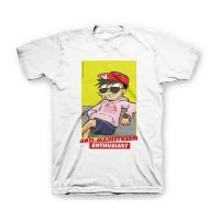 T-Shirt Si Juki x Damn I Love Indonesia ( Antimainstream Enthusiast )