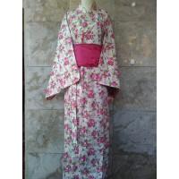 Yukata kimono baju adat / tradisional jepang obi kostum costume