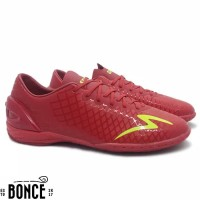 Sepatu Futsal Specs Accelerator Exocet IN - Dark Red