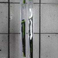 Wiper blade depan 1set(2bj).peugeot 206 mrek valeo