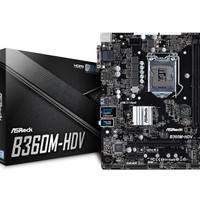 (Sale) ASRock B360M-HDV (LGA1151, B360, DDR4, USB3.1, SATA3)