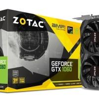 (Murah) Zotac GeForce GTX 1060 3GB DDR5 AMP Edition Core