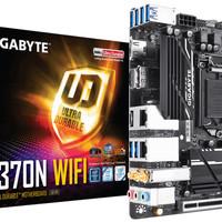 Gigabyte Z370N WIFI (LGA1151, Z370, DDR4, USB3.1, SATA3)