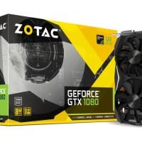 VGA Card Zotac GeForce GTX 1080 8GB DDR5 Dual Fan