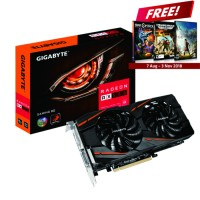 (Diskon) Gigabyte Radeon RX 580 8GB DDR5 GAMING