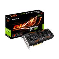 #NVIDIA Series - Geforce Gigabyte GeForce GTX 1070 8GB DDR5 G1 Gaming