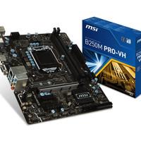 (Motherboard Intel) MSI B250M-Pro VH (LGA1151, B250, DDR4)
