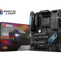 MSI X370 Gaming Pro Carbon (AM4, AMD Promontory X370, DDR4, USB3.1)