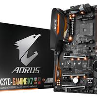 #Motherboard AMD Gigabyte GA-AX370-Gaming K7