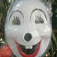 Topeng Comic 8 / Clown / Idiot Clown / Badut / Topeng Badut / Topeng
