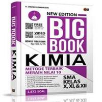 NEW EDITION BIG BOOK KIMIA SMA KELAS X, XI &XII