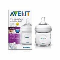 Philips Avent Natural Feeding Bottle 125 ml Botol Isi 1