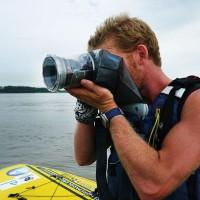 waterproof case kamera dslr universal underwater bag for diving