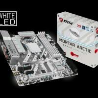 MSI B250M Mortar Arctic Motherboard Socket 1151 Limited