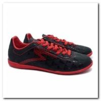 ORIGINAL Bazar Sepatu Specs Futsal Quark In - Black Emperor Red