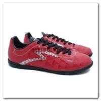 ORIGINAL Bazar Sepatu Specs Futsal Quark In - Chestnut Red Black Silve