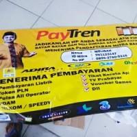 Banner paytren 150x80 cm