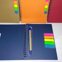buku sticky note unik FREE pulpen