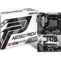 ASRock B350 PRO4 (Socket AM4 DDR4)