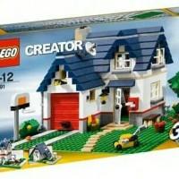 Lego creator 5891 apple tree house 3in1