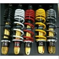 aksesoris motor Shock Shockbreaker Belakang Mio J M3 Soul GT Vario Bea