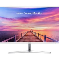 SAMSUNG Curved FHD Monitor 31.5 Inch [LC32F397FWE]